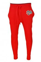 Pánské pyžamové kalhoty 714754030003 červená - Ralph Lauren
