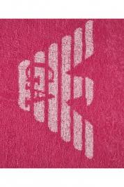 Plážová osuška 262651 0P326 00073 růžová - Emporio Armani