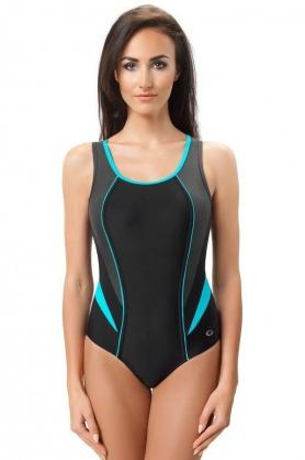 Dámské jednodílné sportovní plavky Ivana III - Gwinner