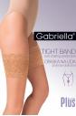 Ochranný pásek na stehna Krajka Thigh band 509 - Gabriella