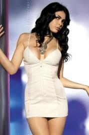 Košilka Ivory dress - Obssesive