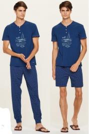 Pánské pyžamo FC1860AB Noidinotte