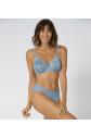 Podprsenka nevyztužená Ladyform Soft W sv. modrá 4049 - Triumph