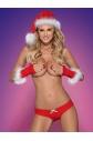 Vánoční kostým Merrily set - Obsessive