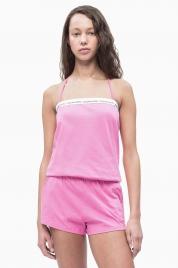 Overál KW0KW00713-658 růžová - Calvin Klein