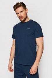Pánské dvoudílné pyžamo - U1GX00JR018 - D780 - Tmavě modrá - Guess