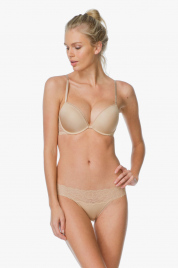 Kalhotky Seductive Comfort Lace QF1200E - Calvin Klein