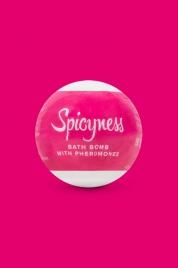 Pikantní koupelová koule s feromony Spicy - Obsessive
