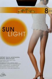 Punčochy 8 den Sun light - Omsa