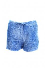 Dámské pyžamové kraťasy QS6029-CMW modrá - Calvin Klein