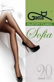 Dámské punčocháče 20DEN Sofia - Gatta