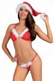 Vánoční čepička Santastic Cap - Obsessive