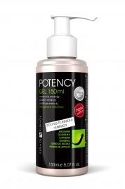 Lubrikační gel Potency Gel Strong Formula + Energy 150ml - Lovely Lovers