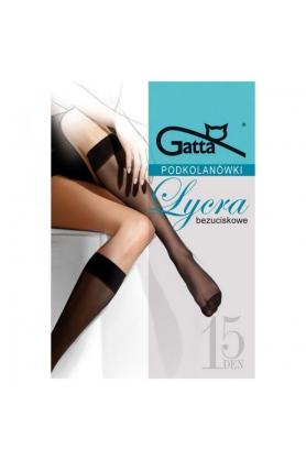 Dámské podkolenky Lycra15 den - Gatta