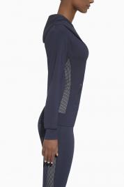 Sportovní mikina Imagin blouse - Bas Bleu