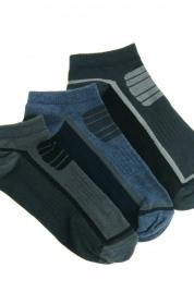 Pánské ponožky 3pcs CSM170-103 vícebarevná - Moraj