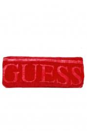 Plážová osuška F02Z00SG00L-G542 červená - Guess