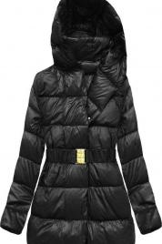 Prošívaná bunda s přírodní péřovou výplní (YZ11045) - Gemini