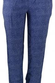 Dámské pyžamové kalhoty QS6027E-PSZ modrá - Calvin Klein