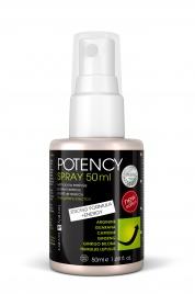 Intimní sprej Potency Spray Strong Formula + Energy 50ml - Lovely Lovers