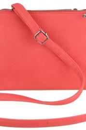 Dámská kabelka - listonoška se dvěma komorami HBFB245 - Nicole Brown