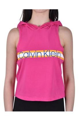 Dámské tílko QS6235E-TZX růžová - Calvin Klein