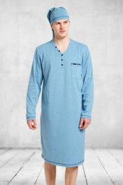 Pánská noční košile 358 Bonifacy - M-Max