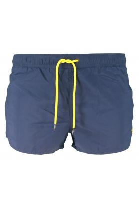 Pánské šortky 211747 9P421 tmavě modrá - Emporio Armani
