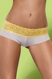 Kalhotky a tanga Lacea shorties a thong duo pack - Obsessive