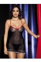 Košilka Showgirl chemise - Obsessive