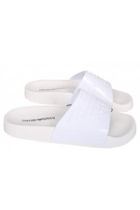 Pantofle X3PS02 bílá - Emporio Armani