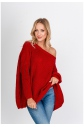 Široký dámský svetr typu - oversize - SoSimply
