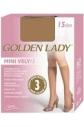 Dámské podkolenka MINI VELY (3páry) 15 den - Golden Lady