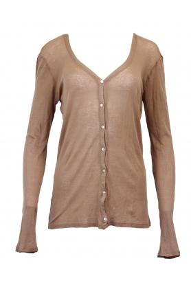 Dámsky svetrík Vintage jacket - Rich Royal