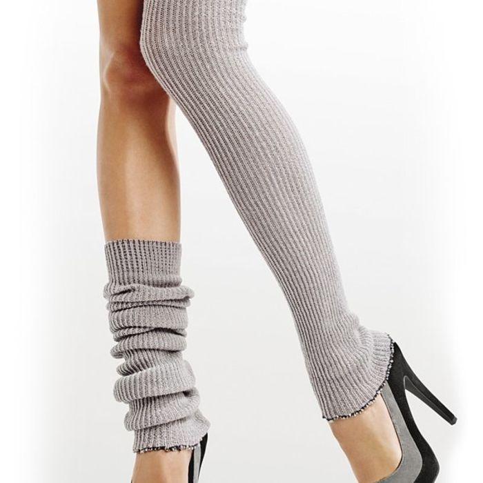 Dámské teplé návleky na nohy Peppy C73 - Marilyn