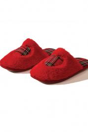 Dámské papuče PF1963 červená - Noidinotte
