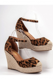 Dámské sandály na vysokém klínku GOM1-LEO - JANEWAY