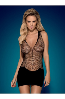 Košilka D603 dress - Obsessive
