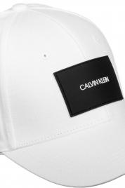 Kšiltovka KU0KU00060-YCD bílá - Calvin Klein