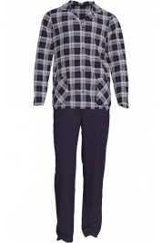 Pánské propínací pyžamo 7519 - Vamp