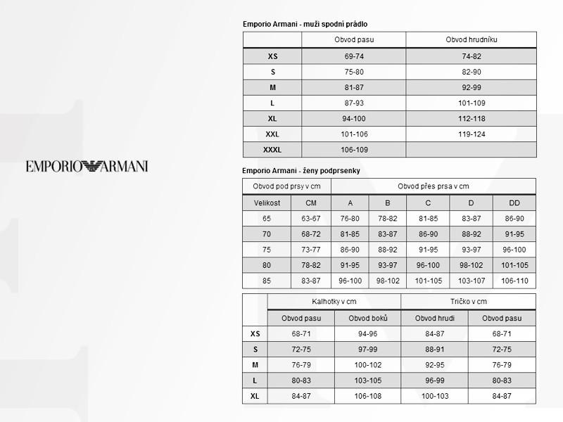 Pánská mikina 111062-8A566 šedá - Emporio Armani 2050 Kč - Amoresa.cz c4ad727fca
